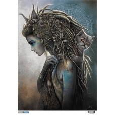 ΡΙΖΟΧΑΡΤΟ  Art paint  1100282