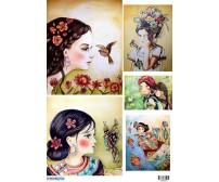 ΡΙΖΟΧΑΡΤΟ  Art paint  1100293