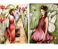 ΡΙΖΟΧΑΡΤΟ  Art paint  1100294