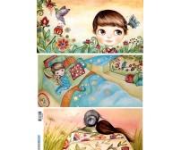 ΡΙΖΟΧΑΡΤΟ  Art paint  1100296