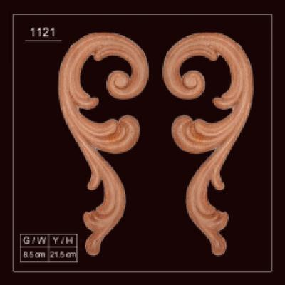 Embossed Applique 21,5Χ8,5εκ. EA-1121