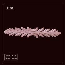 Embossed Applique 25Χ4,5εκ. EA-1170