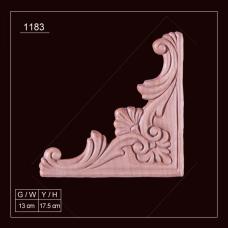 Embossed Applique 17,5Χ13εκ. EA-1183