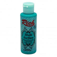 Rich Multi Surface Paint 2202 130ml Aqua