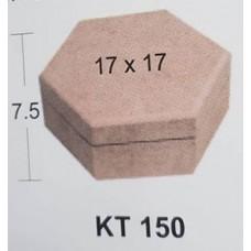 KOYTI  ΠΟΛΥΓΩΝΟ MDF BK-KT150
