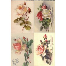 Vintage birds & flowers 1900106
