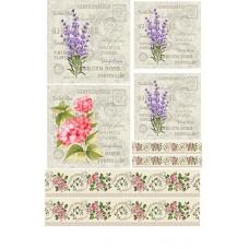 Vintage birds & flowers 1900111