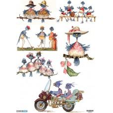 Vintage Birds 1900120