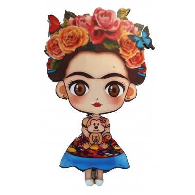 Figure Frida Kahlo 12Χ7εκ.