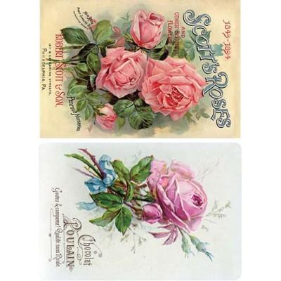 Vintage Λουλούδια 2100130