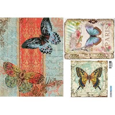 Ριζόχαρτο Πεταλούδες  2200105