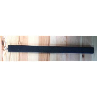 Λαμπάδα Μαύρη Vintage LAMP-108
