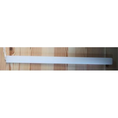Λαμπάδα Λευκή  LAMP-106
