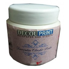 Decoratin Elastic Paste 300gr P-114