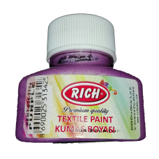 Textil Paint Rich Λιλά 45ml T-3134