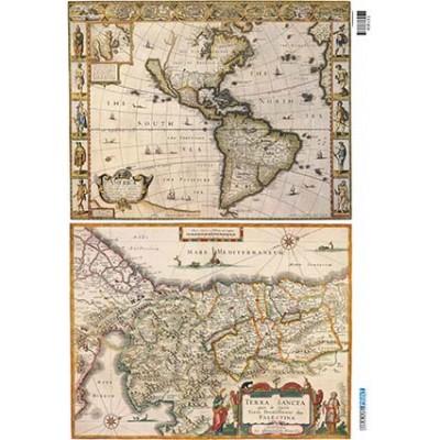 Vintage maps 400151