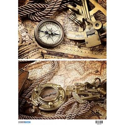 Vintage maps 400154