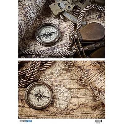 Vintage maps 400155