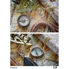Vintage maps 400160