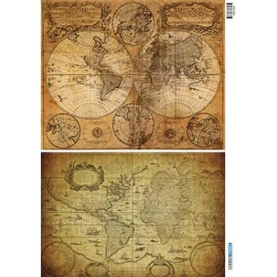 Vintage maps 400164