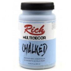 Chalk Paint Rich Egean Blue CH-116