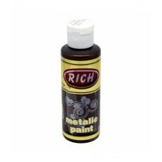Rich Metallic Paint Brown 130ml R-764