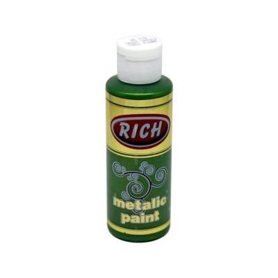 Rich Metallic Paint Walnut Green 130ml R-778