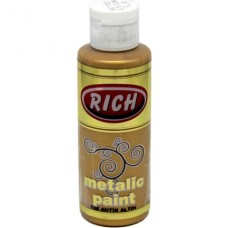 Rich Metallic Antique Gold 130ml R-726