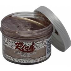 Relief Paste Titanium Metallic Latte Rich 160ml R-5508