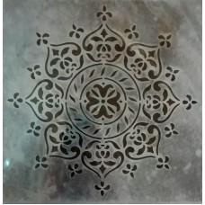 Stencil Αυτοκόλλητο Η002