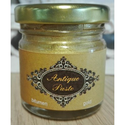 Antique Paste Gold 35ml PAT-102