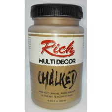 Chalk Paint Rich Dark Brown CH-106