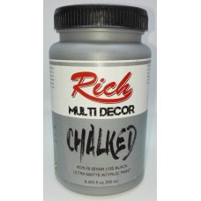 Chalk Paint Rich OS BLACK CH-103