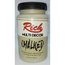 Chalk Paint Rich Antique Brown CH-104
