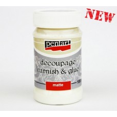 Κόλλα Decoupage Matt Pentart 100ml