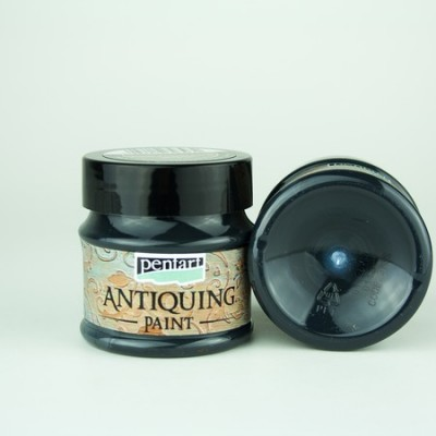 Antiquing Paint Pentart 50ml – Black