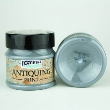Antiquing Paint Pentart 50ml – Lead