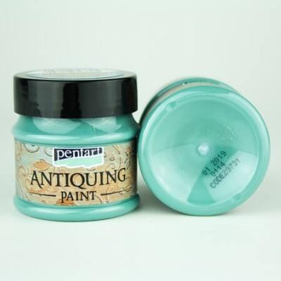 Antiquing Paint Pentart 50ml – Patina Green
