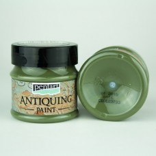 Antiquing Paint Pentart 50ml – Cream Green