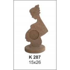 ΚΟΡΝΙΖΑ ΕΓΚΥΟΥ BK-K287