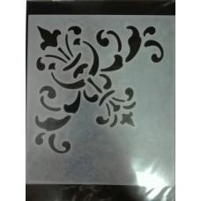 Stencil Αυτοκόλλητο M084