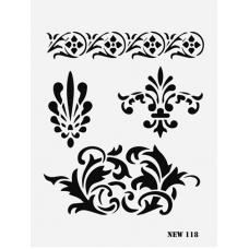 R-N118 Stencil