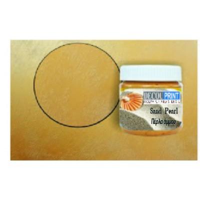 Decouprint Πάστα Πέρλα Άμμου PP01