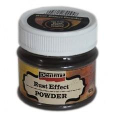 Rust effect Powder 180 gr, Pentart