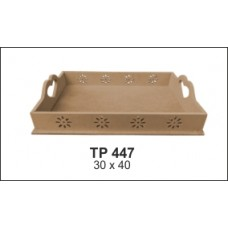 Δίσκος MDF BK-TP447