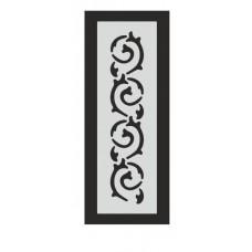 Stencil Αυτοκόλλητο U082