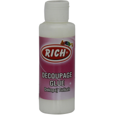 Decoupage Glue Rich 130ml K-112