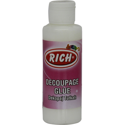 Decoupage Glue Rich 130ml K-112