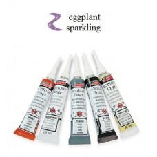 Contour Liner Pentart 20ml – Eggplant Sparkling