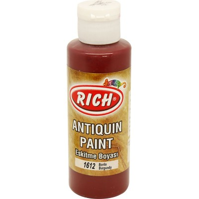 Ακρυλικό Antiquin Burgundy 130ml Rich ES-1612
